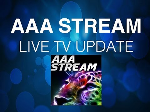 How to Get AAA Live Stream Video Addon in XBMC KODI for Live IPTV, Movies, TV Shows