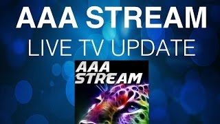 Video How to Get AAA Live Stream Video Addon in XBMC KODI for Live IPTV, Movies, TV Shows download MP3, 3GP, MP4, WEBM, AVI, FLV Juli 2018