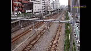 EH500コンテナ列車大塚通過
