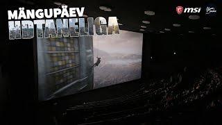 Esimene Mängupäev HDTaneliga Kino Kosmos IMAX-is!
