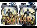 Black Panther Toys (Erik Killmonger & Black Panther)