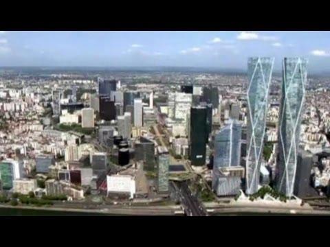 Paris Enters Battle For Europe S Tallest Skyscraper Youtube