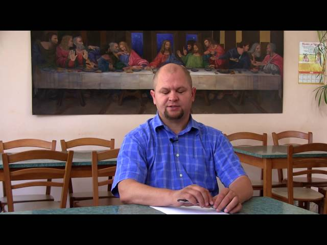 The testimony of pastor Fedor 1