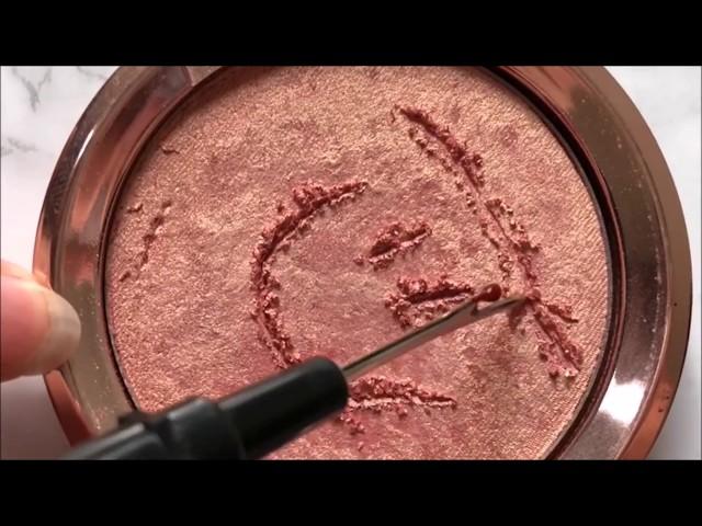 Makeup destroying ASMR  PART 1