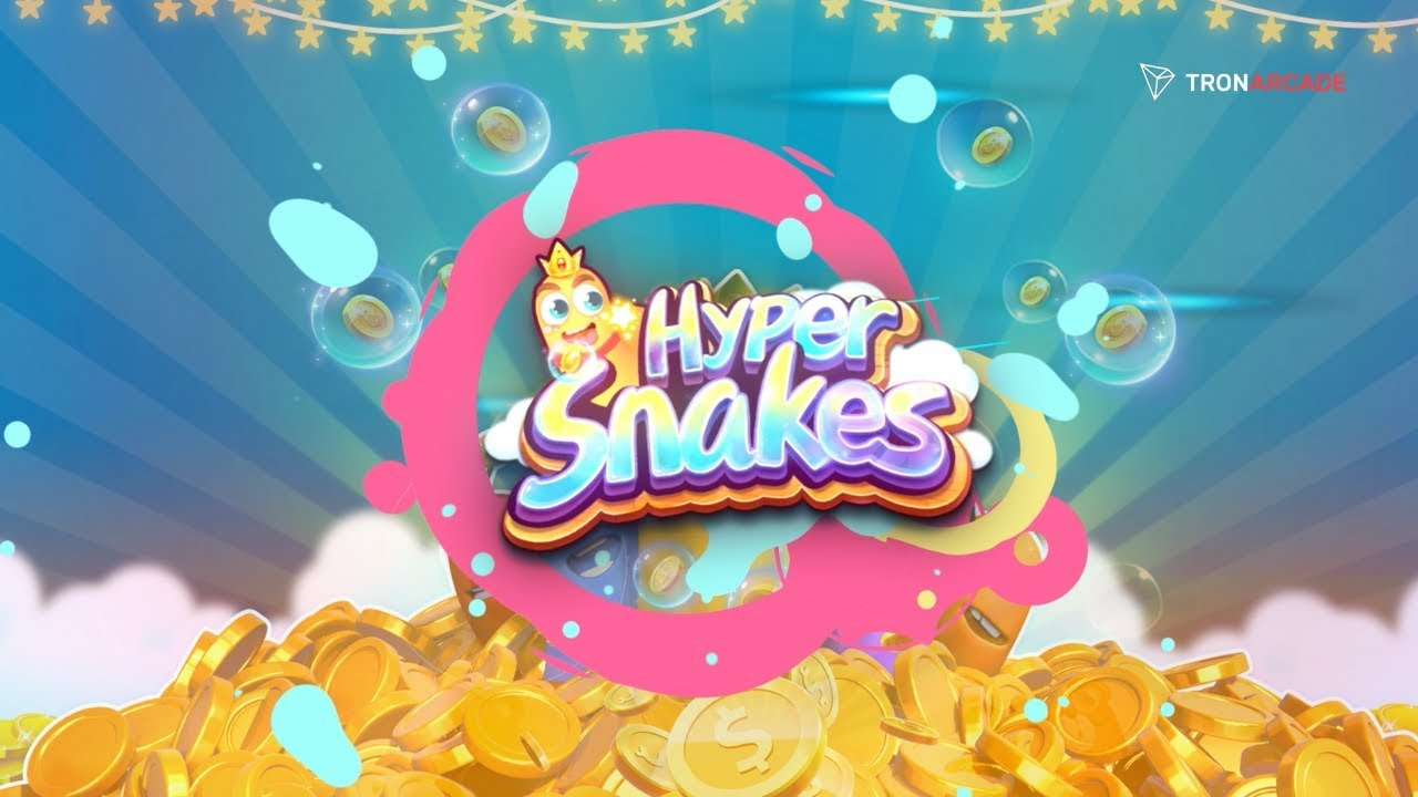 Hypersnakes Has Joined TRON Arcade