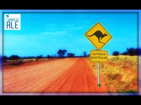 viaggio in Australia documentario: on the road con Land Rover