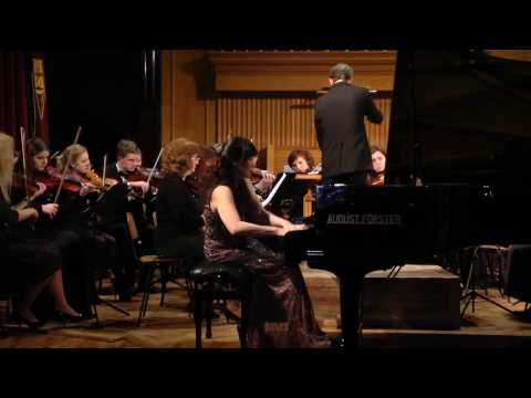 Saint Saens: Piano Concerto No. 2 in G minor, Op. 22