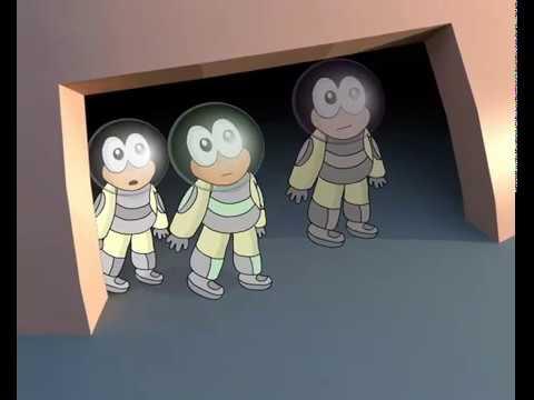 Светлячки мультик про инопланетян