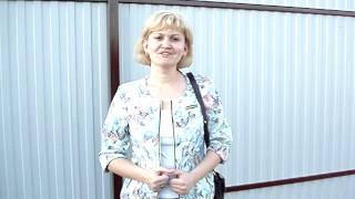видео заборы забор из профлиста