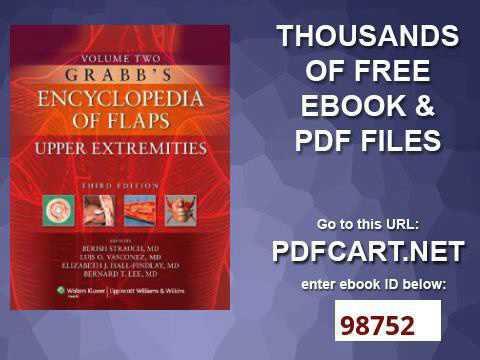Grabbs Encyclopedia Of Flaps Pdf