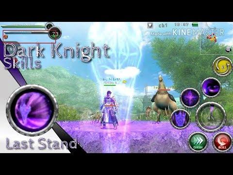 RPG Avabel Online : Dark Knight Skill