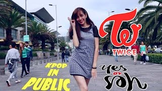 [KPOP IN PUBLIC] TWICE 'YES or YES' DANCE COVER!!~