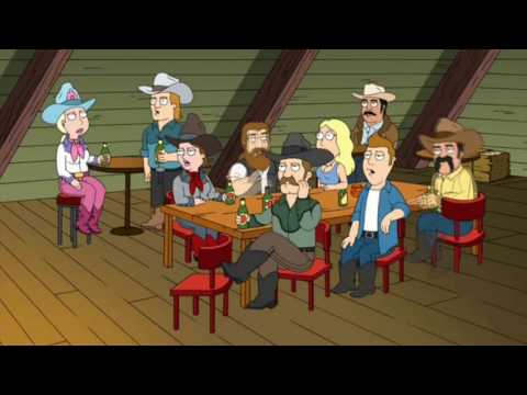 American Dad! Roger Understands Country Music (Uncensored)