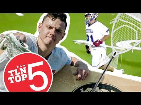 COAST to COAST and Between the Legs Goal | TLN Top 5