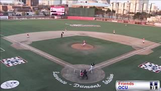 OCU Baseball Highlights at Friends - 4-17-18