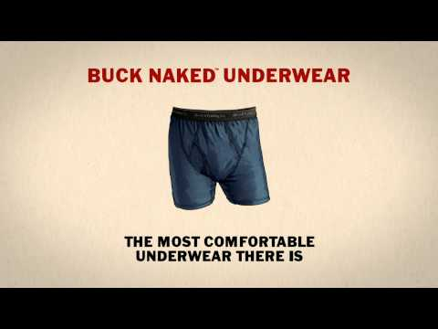 Duluth Trading TV Commercial: Buck Naked Underwear
