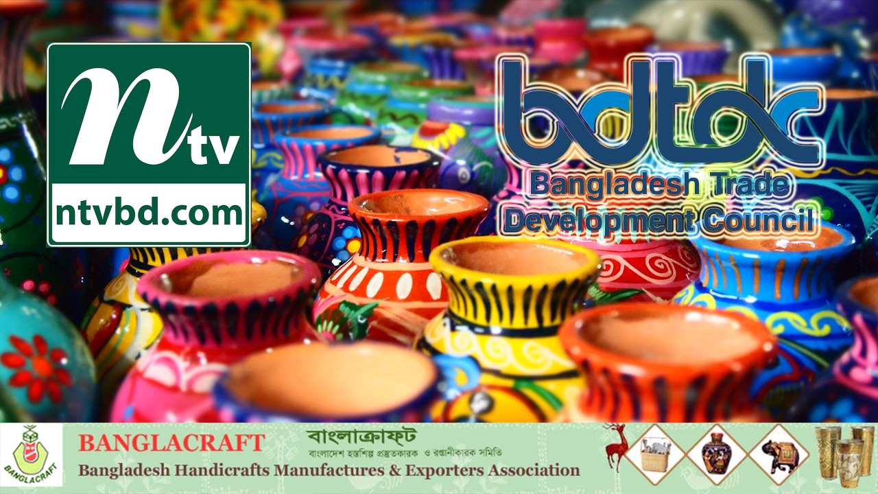 BDTDC goes air on NTV for a workshop with Banglacraft