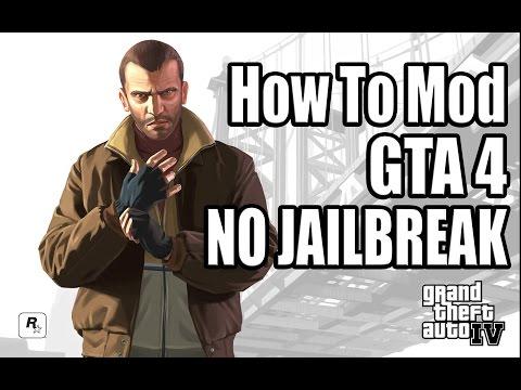HOW TO GET MODS FOR GTA 4 2017! PS3 NO JAILBREAK OFW HUGE MOD MENU!