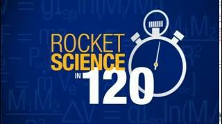 Rocket Science in 120: Newton's Laws