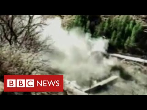More than 100 missing after glacier sweeps away dam in northern India - BBC News