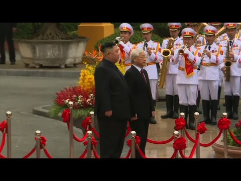 NKorea Kim tours Hanoi after summit breakdown