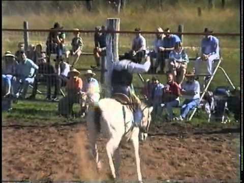 Gayndah Orange Festival APRA Rodeo 1998