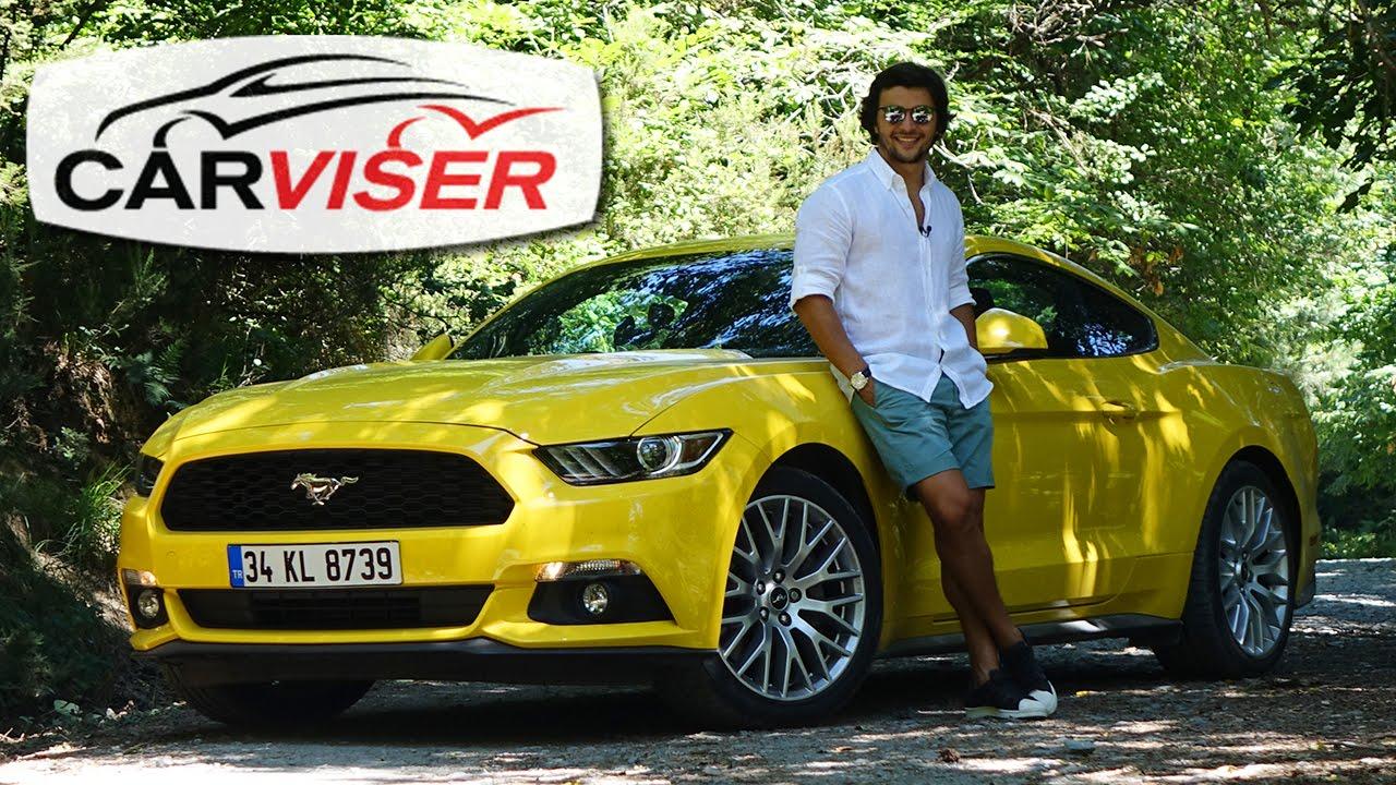 Ford mustang 2 3 ecoboost test sürüşü review english subtitled youtube