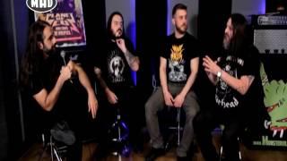 Interview Womb Of Maggots (TV WAR 23/5/16)