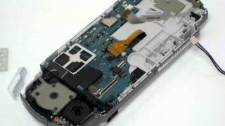PSP 3000 Disassembly - HD by TechRestore