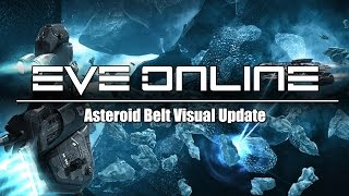 EVE Online - New Asteroid Belt/Anomaly and Ice Belt Effects