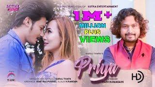 O PRIYA – Song Ft. Nirajan and Sumi – Suraj Thapa