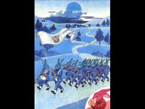 La Compagnie des Lapins Bleus - Robert Charlebois - Emilie Jolie - 1979