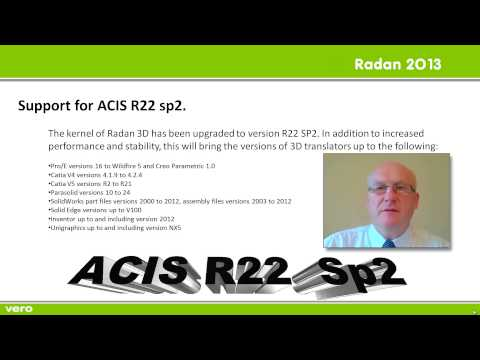 Support for ACIS 22 Sp2.