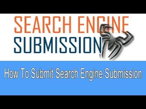 Search Engine Submission | Submit your site to google and bing and other sites