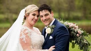 Stratigo's Banquet Centre Wedding Reception | Victoria and Robert