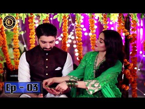 Zindaan Episode - 03 - 21st March 2017-  Top Pakistani Drama