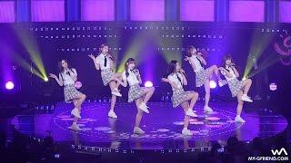 160601 여자친구(gfriend) - 사랑별 (luv star) @청소년 공감 콘서트 '온드림 스쿨' 청도편 전체 직캠/fancam by -wa- [60fps] www.smilewa.com / www.my-gfriend.com