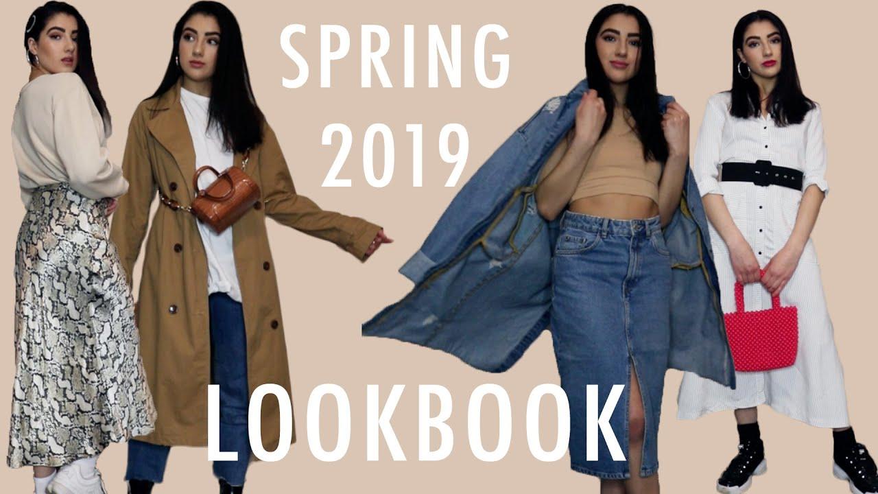 [VIDEO] - SPRING 2019 LOOKBOOK | OOTD Inspo 8