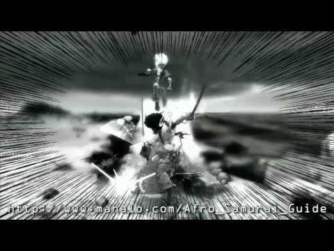 Afro Samurai Walkthrough - Ninja Ninja Boss Fight HD