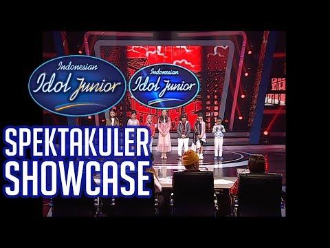 RESULT - SPEKTA SHOWCASE 1 - Indonesian Idol Junior 2018