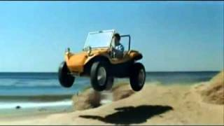 Meyers Manx Dune buggy Orange beach buggy_1968.wmv