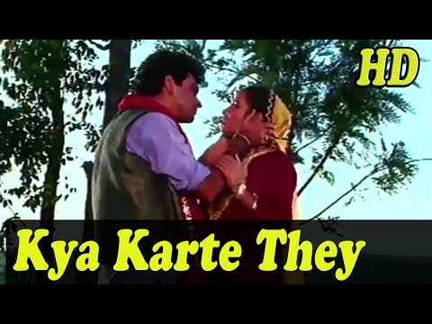 Kya Karte The Saajna HD DJ Dholki Mix Laal Dupatta
