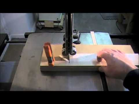 how-to-make-designs-in-wood-inlay-banding---band-saw-woodworking-skills-&-techniques
