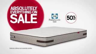 Our Biggest Bedroom Sale - Mattresses(Absolutely Everything On Sale! Offers valid until 5th February 2017., 2016-12-24T09:18:14.000Z)