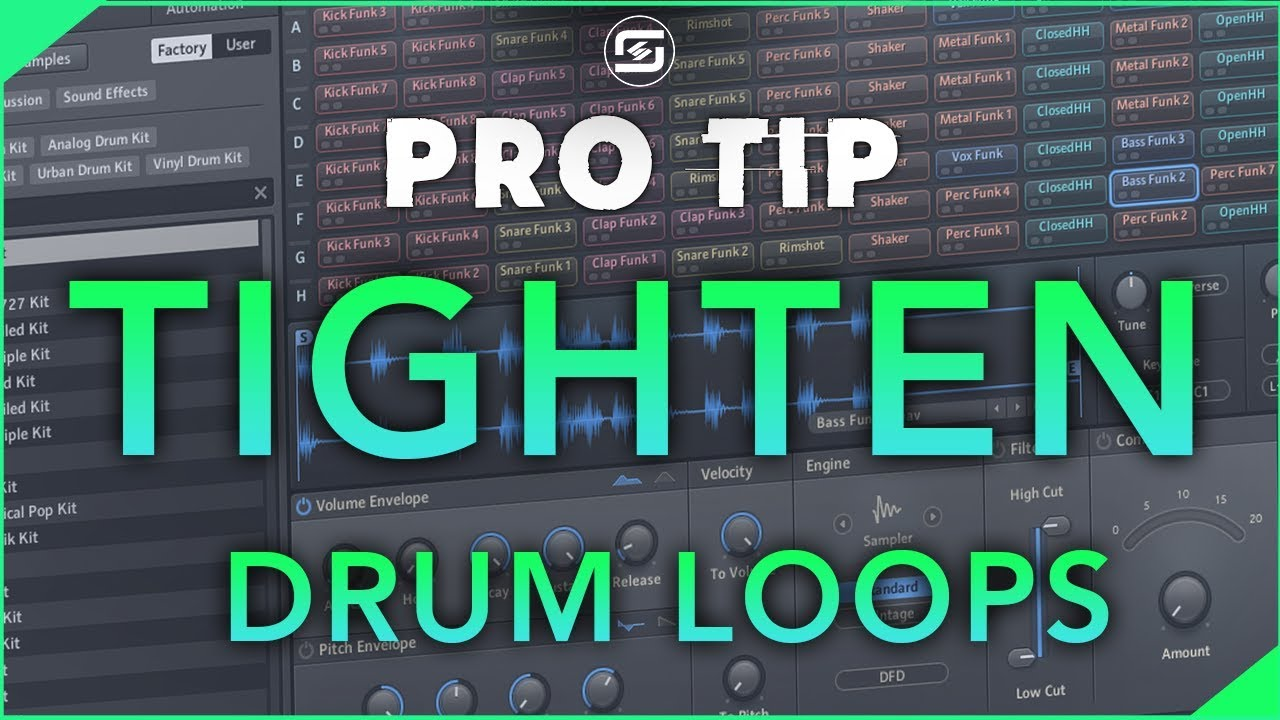 How To Get ANY Drum Loop To Fit Your Track