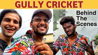 "BTS of Funcho's ""Gully Cricket"" 