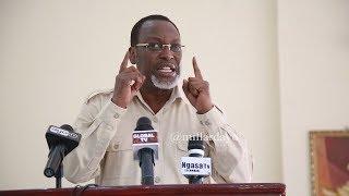 """""""CCM wanashangilia wakijua kabisa hii ni bajeti hewa"""" –Freeman Mbowe"""