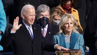 LIVE: Inauguration: Joe Biden becomes the 46th president of the United States