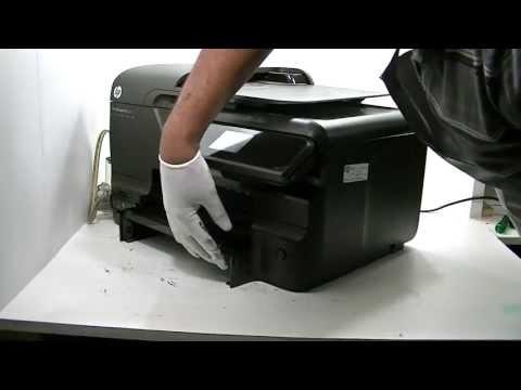 Desmontando HP Pro8600