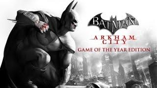 Batman Arkham City PS4 Gameplay